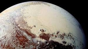 La sonda New Horizons ha desvelado secretos inesperados de Plutón.