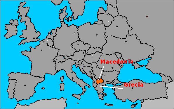 Grecia evacua inmigrantes de la frontera de Macedonia