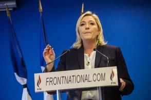 Le Pen refuerza su liderazgo en las encuestas para la primera vuelta, según sondeo