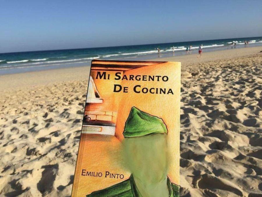 Mi Sargento de Cocina, la novela que bate récords de crítica y lectores