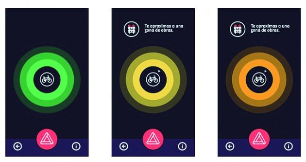 La Dirección General de Tráfico crea una App para conductores, ciclistas y peatones