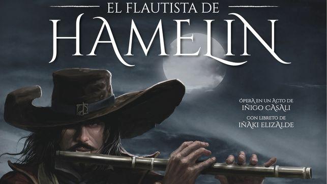 La Ópera de Cámara de Navarra representará 'El Flautista de Hamelin' estas Navidades en Baluarte