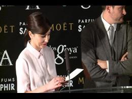 'La novia' y 'Nadie quiere la noche', favoritas para los Goya