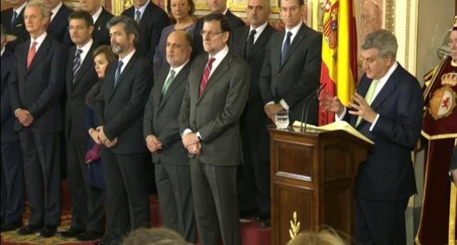 Posada apela al espíritu constitucional para lograr consensos y diálogos tras el 20D