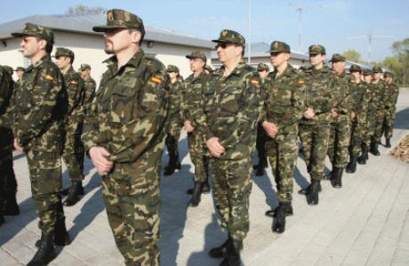 Defensa podrá activar 1.375 reservistas voluntarios 2016, el doble este año