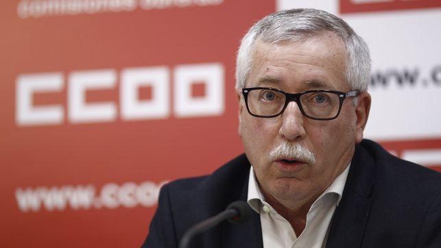 Unai Sordo, único candidato a liderar CCOO, con una ejecutiva renovada