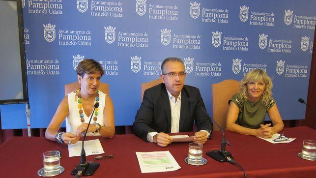 UPN pide que se aprovechen las infraestructuras de los conciertos de San Fermín para ver los partidos del mundial