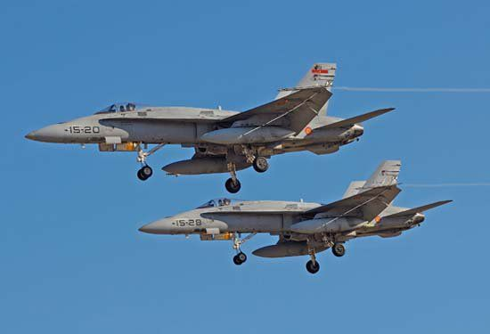 """Aviones de combate españoles """"vigilarán"""" el espacio aéreo báltico"""
