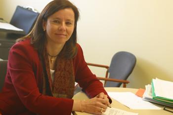 Belen Goñi sustituye a Javier Truyas como presidenta de Institución Futuro