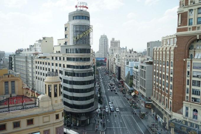 El café Berlín de Madrid desaparece para construir un hotel en su lugar