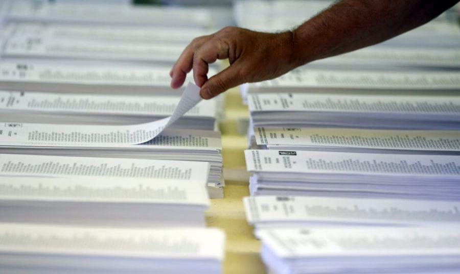 20D: Arranca la campaña electoral en Navarra con los primeros actos de los partidos en Pamplona