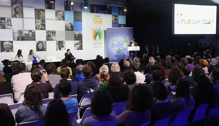 París alcanza un proyecto de acuerdo sobre el clima que presentará este sábado