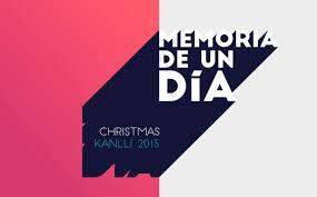 Kanlli lanza la campaña 'Memoria de un día' para que sus usuarios creen su propia felicitación navideña