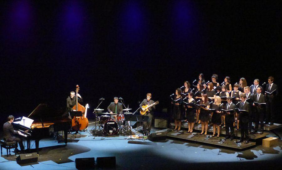 AGENDA: 16 de diciembre, en Baluarte de Pamplona, Coral de Cámara de Navarra (XXX Ateneo)