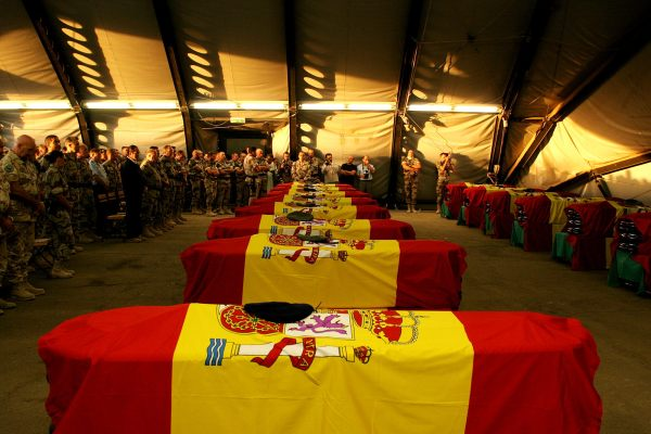 """EDITORIAL: """"Caídos"""" en acto de servicio"""