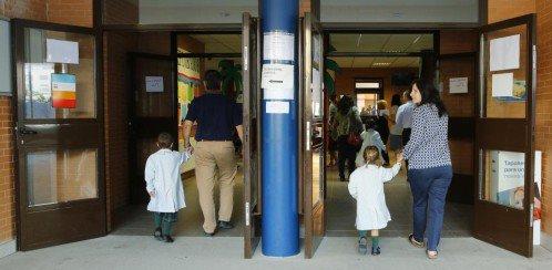 Un padre podrá entrar más tarde a trabajar para llevar a su hijo a la guardería