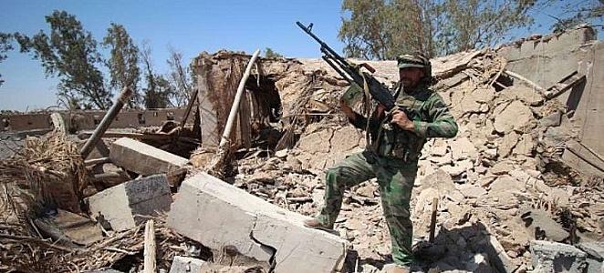 Al menos 180 miembros de EI muertos en Irak en un ataque liderado por EE.UU.