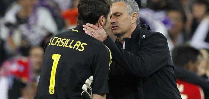 Mourinho manda a Casillas a la Liga Europa junto al Valencia y Olympiacos