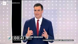 """Sánchez alerta de que """"algunos caminos pueden llevar a perpetuar"""" a Rajoy"""