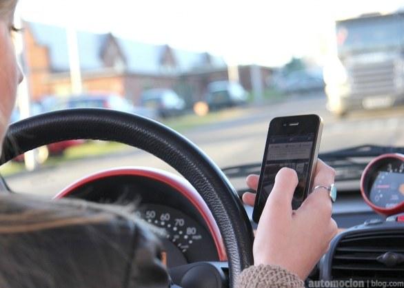 DriveID, tecnología que anula los smartphones al volante