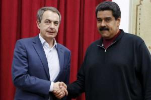 OPINIÓN: Los inmaduros juntos, la imagen protocolaria del desastre que puede llegar después de las elecciones de hoy en Venezuela