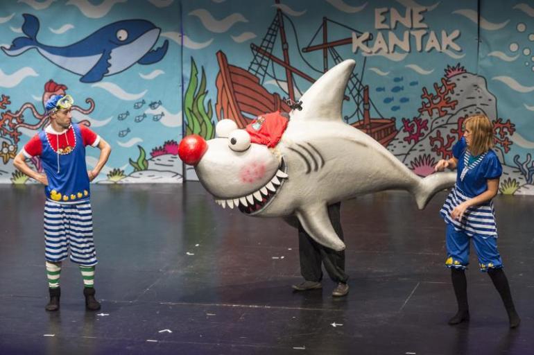 AGENDA: 26, 27 y 28 de diciembre, Zentral Café de Pamplona, 'Teatro infantil'