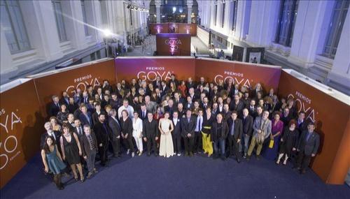Los nominados a los Goya celebran la diversidad del cine español