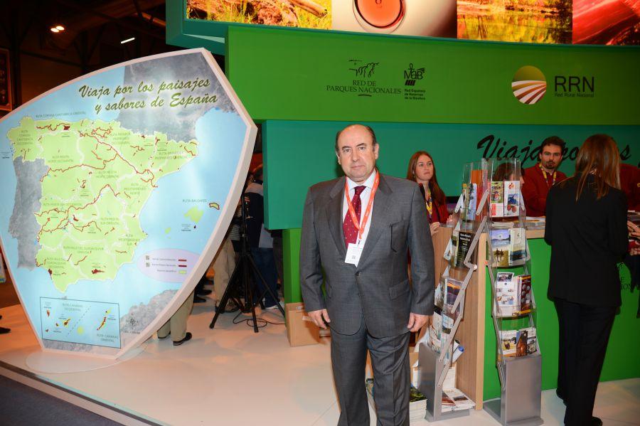 El Gobierno lleva los paisajes y gastronomía españolas al FITUR