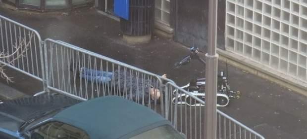 Un hombre es abatido al intentar entrar armado en una comisaría del norte de París