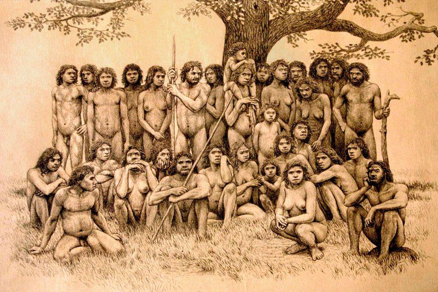 """""""Como en la gloria"""": Así vivían los homínidos de Atapuerca"""