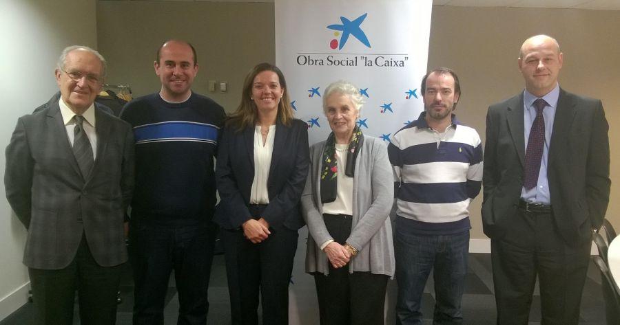 CaixaBank aporta 100.000 euros a la Organización Navarra para Ayuda entre los Pueblos