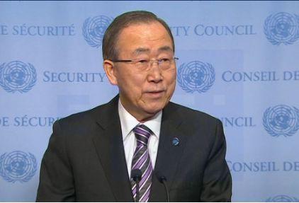 Ban Ki Moon presenta el plan de acción de prevención de extremismo violento
