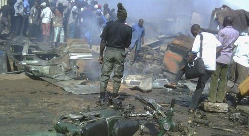 Al menos 18 muertos en un doble ataque suicida de Boko Haram en el noroeste de Nigeria