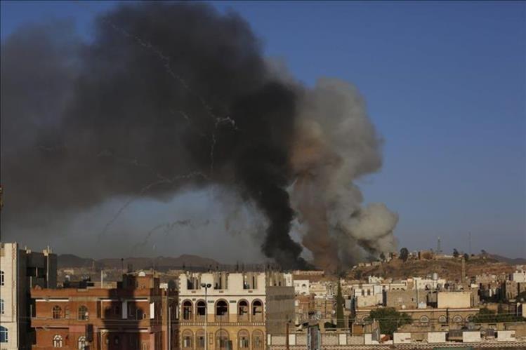 Mueren más de 20 policías yemeníes en un bombardeo de la coalición en Saná