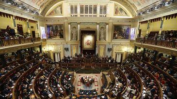 La sesión solemne de apertura de las Cortes se celebrará el 17 de noviembre en el Congreso