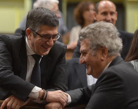 Patxi López proclamado nuevo presidente del Congreso de la XI legislatura
