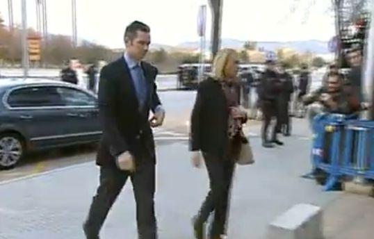 Comienza el juicio de la Infanta Cristina y Urdangarin por el caso Nóos