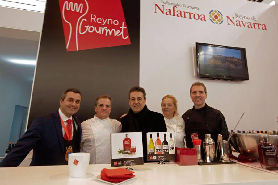 Navarra celebra en Fitur los 25 años de la red de alojamientos turísticos en casas rurales