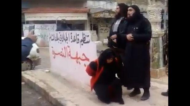 """Las violaciones de derechos de EI en Irak son un """"posible genocidio"""" según la ONU"""
