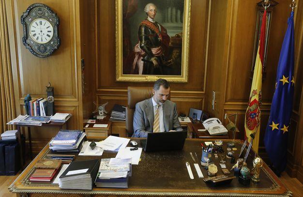 Felipe VI inicia mañana la ronda de consultas con los partidos previas a designar un candidato para la investidura