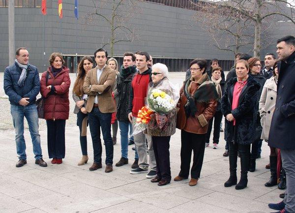 Instituciones, partidos, víctimas y ciudadanos recuerdan a Gregorio Ordóñez