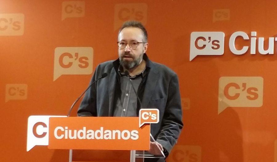 Juan Carlos Girauta asegura que 'C's ha abierto el diálogo con el PSOE'