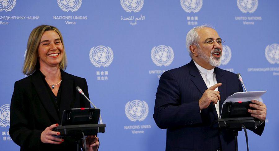 La UE adopta medidas para proteger a sus empresas en Irán ante las sanciones de EEUU