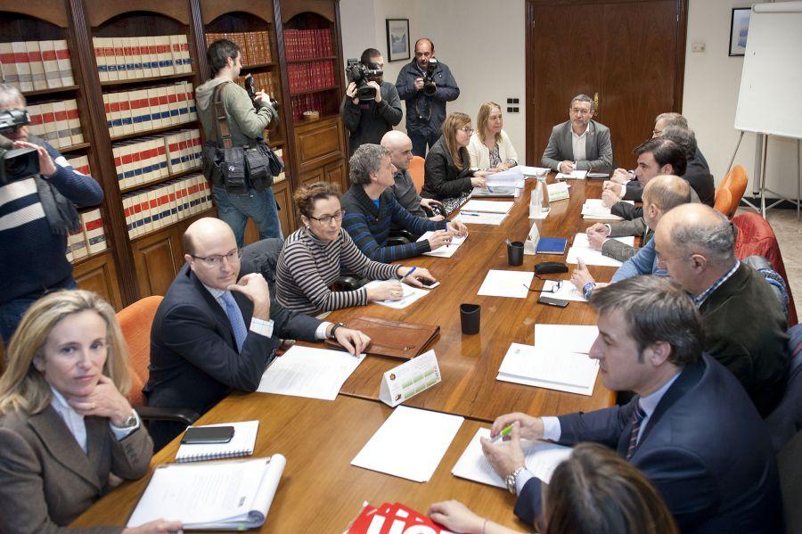 Constituido el nuevo consejo de gobierno del SNE