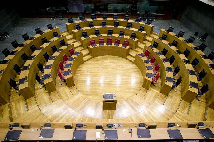 La sesión constitutiva del nuevo Parlamento de Navarra tendrá lugar el día 19 de junio