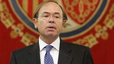 Pio García-Escudero, reelegido presidente del Senado con la mayoría absoluta del PP