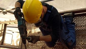 El 35,4% de los accidentes laborales se produce en trabajadores con menos de 1 año de antigüedad
