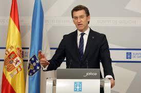 Feijóo, reelegido como líder del PP gallego y candidato a la Xunta