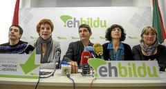 """Romeo (Bildu) destaca la """"independencia"""" de los agentes al no realizar la prueba de alcoholemia a Beloki"""