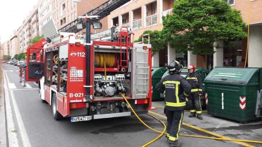 Admitidas 674 personas en la oposición a 15 plazas de bomberos